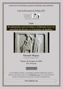 Reunión DEGRIAC Magoja 2020